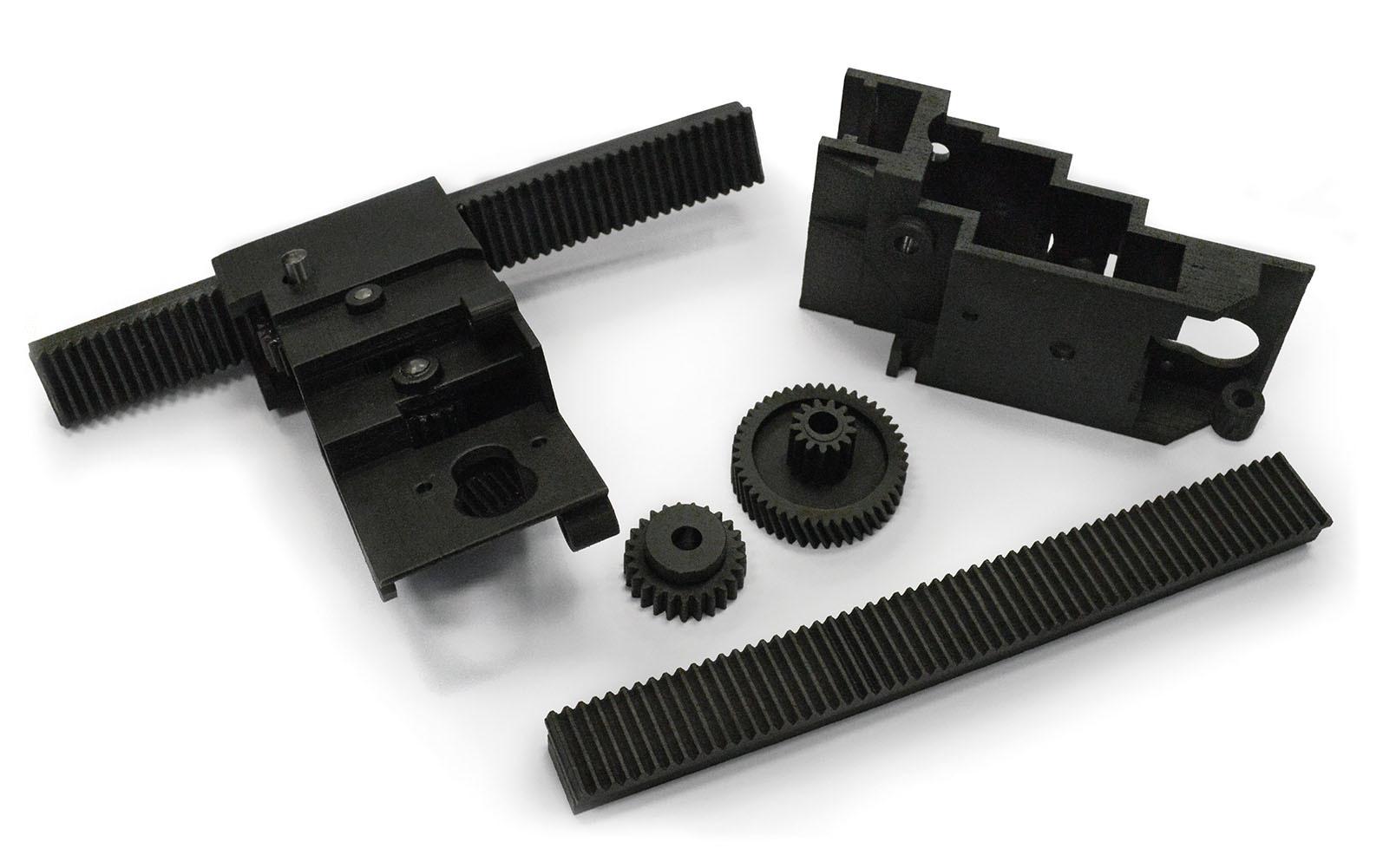 HP Parts Gears